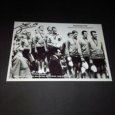 JOOP ZOETEMELK OLYMPIASIEGER 1968 signed signiert 10x15 Photo !