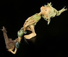 Pixie Kobold Figur - Kantenhocker - Zwerge Gnome Trolle