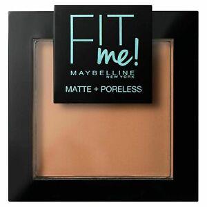 Maybelline Fit Me Matte and Poreless Powder Caramel 350