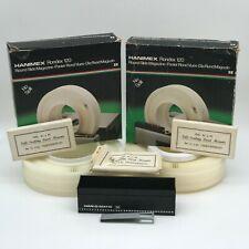 Hanimex Rondex 120 - 35mm Slide Magazine X 2 - plus slide mounts & Tweezers