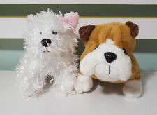WEBKINZ GANZ VIDEO GAME ONLINE GAME SOFT TOY DOGS PLUSH TOYS 20CM LONG!