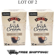 Baileys Irish Cream Original Coffee K Cups Lot of 2 - 20 Total