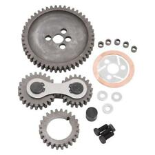 Edelbrock Engine Timing Gear Set 7891; Accu-Drive for Chevy 396-454 BBC