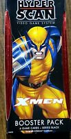 Hyperscan Video Game System X-Men 6 Card Booster Pack: Series Black