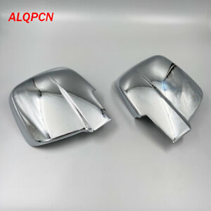 1 pair use for hyundai h1 grand starex i800  2007-2018 side mirror chrome cover