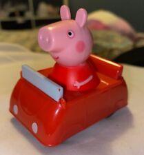 Peppa Pig In A Car