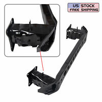 Front Bumper Face Bar Reinforcement For 2012-2018 Ford Focus Steel Black