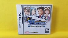 ds ACE ATTORNEY Phoenix Wright Justice For All Lite DSi 3DS PAL REGION FREE