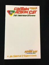 Captain Action Cat # 1 - Blank Variant