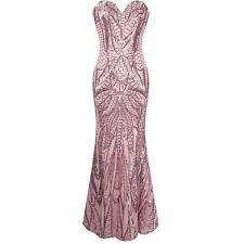 Size Regular Polyester Ball Gowns for Women