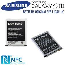 Batteria Per Samsung Galaxy S3 NEO I9301 EB-L1G6LLU  Originale 2100mAh Nuova