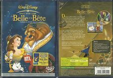 DVD - WALT DISNEY : LA BELLE ET LA BÊTE / NEUF EMBALLE - NEW & SEALED