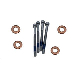 4 Sets Fuel Injector Seal & Bolt For Dodge Sprinter 2500 Benz E320 ML320 R320