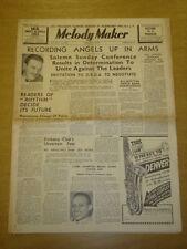 MELODY MAKER 1938 MAR 19 TED HEATH REG PURSGLOVES LIONEL HAMPTON BIG BAND SWING
