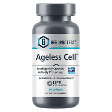 Life Extension Geroprotect Ageless Cell Softgels 30