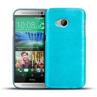 Schutz Hülle für HTC One Mini 2 Silikon Case Handy Tasche Cover Bumper