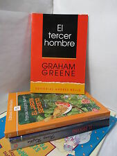 EL TERCER HOMBRE Spanish Literature Libros en Espanol