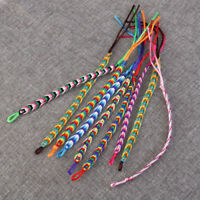9Pcs Hippy Boho Braid Woven Friendship Cords Strands Bracelets Ankle Anklet Band