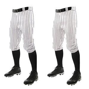 Champro Pinstripe Youth Baseball Knicker Pants BPPINKY