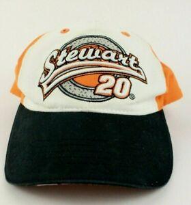 Hase Authentics Youth Cap Tony Stewart #20 Nascar Embroidered Adjustable Hat