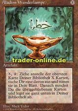 Aladin lampe magique (Aladdin 's lamp) Magic Limited Black Bordered German Beta FB