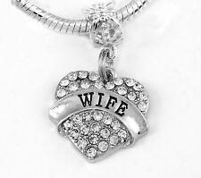Wife present Wife Jewelry Marrage wedding Wife Jewelry Wife Gift Wife Charm only