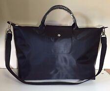 Longchamp Le Pliage Neo Large Black Hobo Handbag 1630