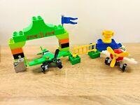 Duplo LEGO Disney Pixar Planes Ripslinger's Air Space El Chupacabra Set 10510