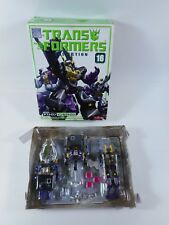 TRANSFORMERS G1 REISSUE COLLECTION 16 INSECTICONS FIGURE SET TAKARA 2004 W/BOX