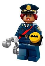 Lego Batman Movie Series Barbara Gordon MINIFIGURES 71017