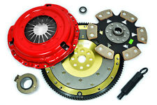 KUPP STAGE 4 CLUTCH KIT & ALUMINUM FLYWHEEL 86-95 FORD MUSTANG 5.0L GT COBRA SVT