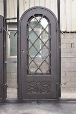 "40"" x 96"" Top-Quality / Wrought Iron / Ornamental Iron / Wine Room / Iron Door"