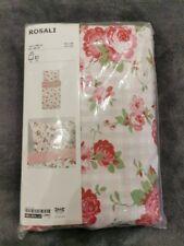 Bettwäsche ROSALI IKEA NEU OVP Rosen Rarität, 100% Cotton 140x200, 002.054.12
