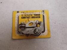 Yamaha NOS XS750, 1977, Contact Breaker Assembly Left, # 1J7-81621-10-00,  S-135