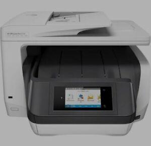 HP Officejet pro 8730 - used