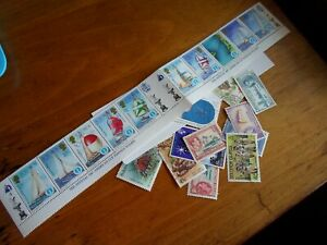 Collection lot 20 different Solomon Islands stamps