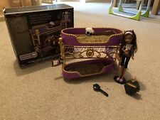 Monster High Clawdeen Wolf Room To Howl Dead Tired Doll And Playset Boxed