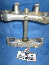 Honda CR500 1987-1988 Used complete handlebar triple clamp assembly CR1708