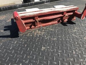 Antique Aluminum Large Book Press Pratt Binding Unit Works