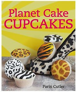 "**PLANET CAKES**   ""Cupcakes"" - Cake Making For All Occasions Soft Back Book!"