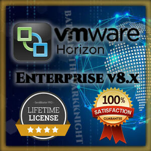 VMware Horizon 8.x Enterprise Edition LIFETIME LICENSE KEY / FAST DELIVERY