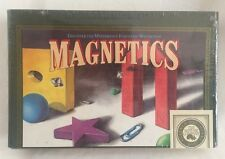 MAGNETICS Magnets The Nature Company NEW Science Discovery Kit
