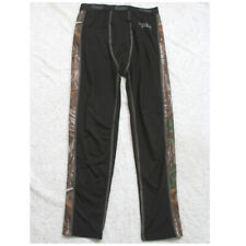 Rocky Black & Camouflage Boys Athletic Tights Pants Polyester Spandex 89/11 Q19
