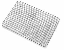 HUJI Wire Chrome Plated Steel Cooling Rack Oven Safe Kitchen Essential