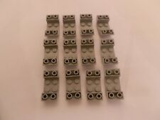 Lego 4871# 12x planos inclinados piedra bañera 4x2 gris ALT gris claro 10019 7163 7140