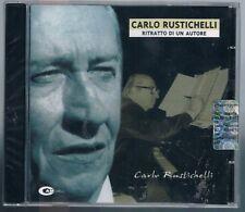 CARLO RUSTICHELLI RITRATTO D'AUTORE OST CD F.C.  SIGILLATO!!!