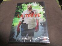 "COFFRET 4 DVD NEUF ""LA TREVE - SAISON 1"""