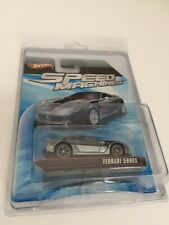 🔴 Hot Wheels Speed Machines Ferrari 599XX Zamac Super Vhtf Rare 🔥 WoW 🔥