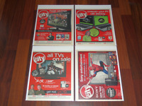2007 Circuit City Complete Month Of October | John Elway Mike Ditka & Dan Marino
