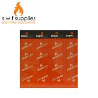 Cube/Nero Stove High Definition Woodburner Log Burner Multi Fuel Stove Glass